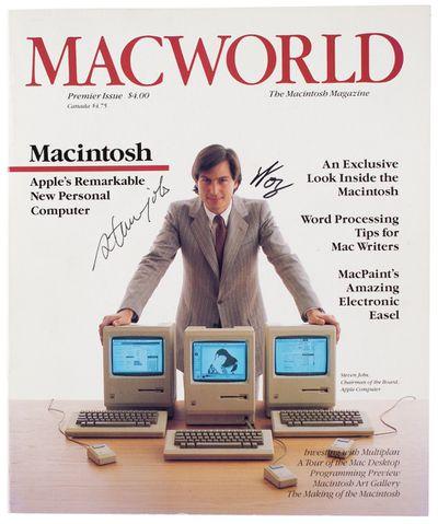 signed copy macworld