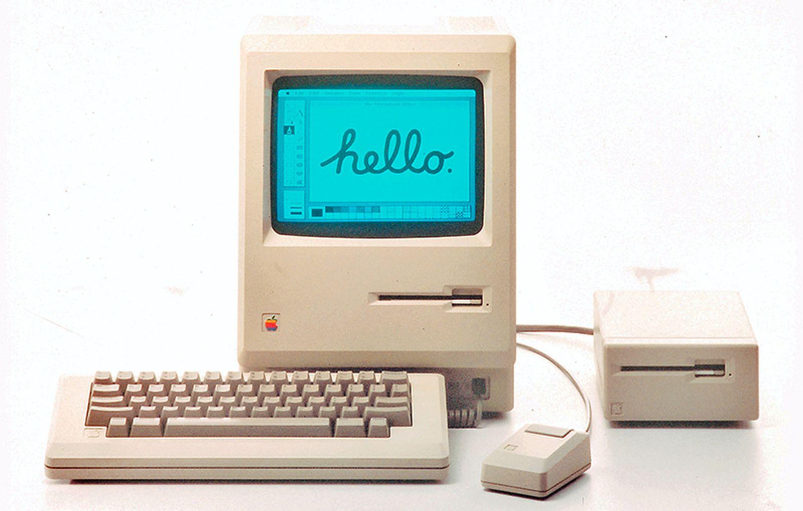 Ladies and Gentlemen The Macintosh