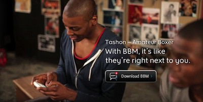 123159 blackberry messenger