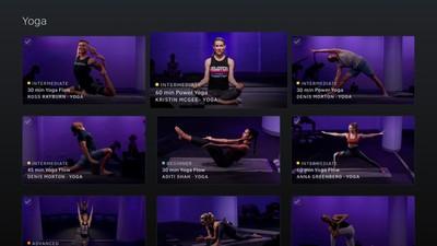 peloton yoga 2