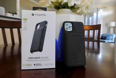 mophie juice pack access iphone 11 11