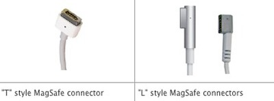 magsafe connector styles