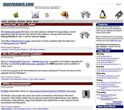 macrumors may2000