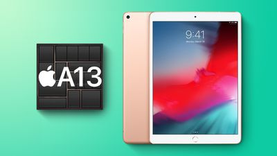 Entry iPad a14 feature