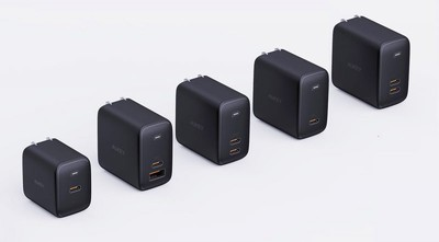 aukey gan chargers ces 2020