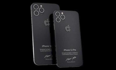 iPhone12 Steven Jobs2 Black14