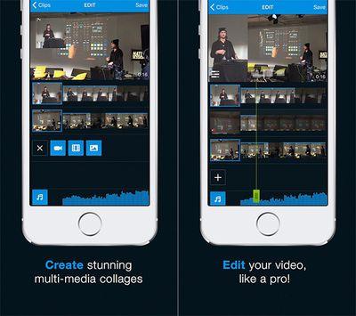 GroupClip-Screenshots