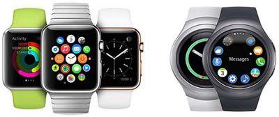 Apple Watch vs Samsung Gear