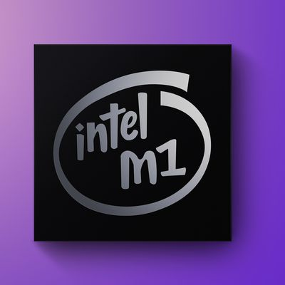 intel manufactured m1