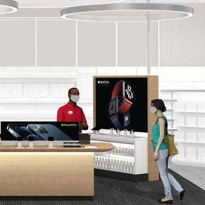 Apple at Target 1