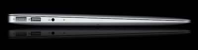 macbook air 2010 profile