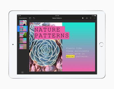 iPad Everyone Can Create 03272018