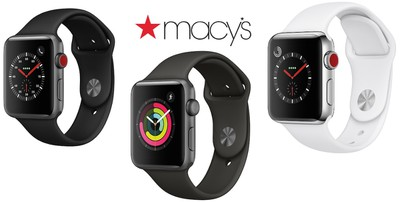 Deals Ebay Debuts 15 Off Sitewide Sale And Macy S Launches Apple Watch Series 3 Black Friday Discount Macrumors