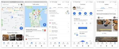 google maps updated feb 2020
