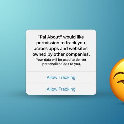 iOS14AntitrackDelayedFacebookSmirkfeature