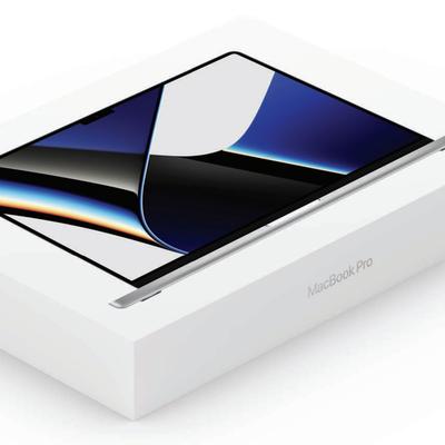 macbook pro box apple