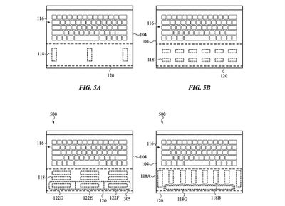 localized haptics patent areas
