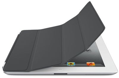 dark gray smart cover