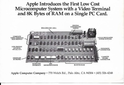 originalapple1ad