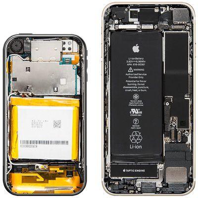original iphone vs iphone 8