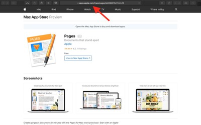 itunes url change for app web listings