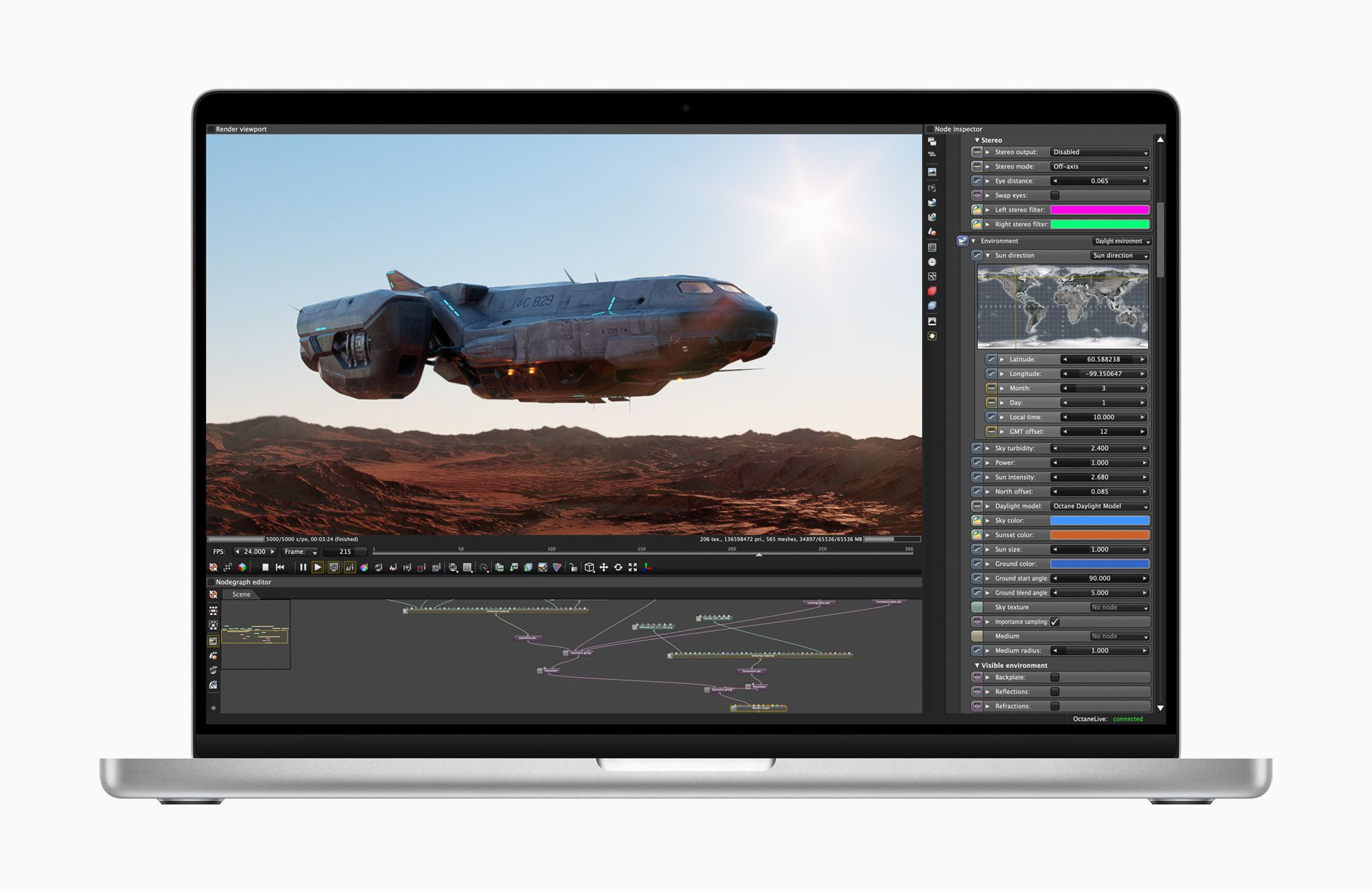 New MacBook Pro Models Feature High Power Mode for Intensive Workloads