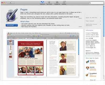 125657 pages mac app store