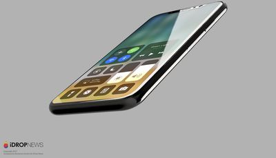 iphone 8 ios 11 render