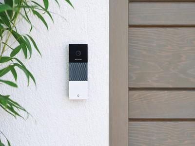 netatmo smart doorbell homekit