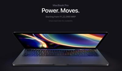 macbook pro india