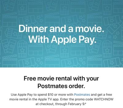 applepaypostmatespromo