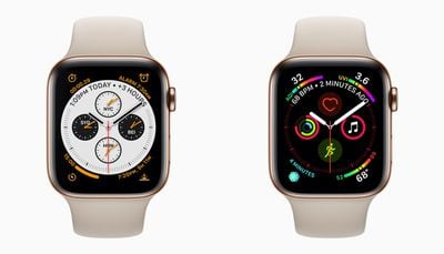 apple watch series4 gold stainless steel 09122018
