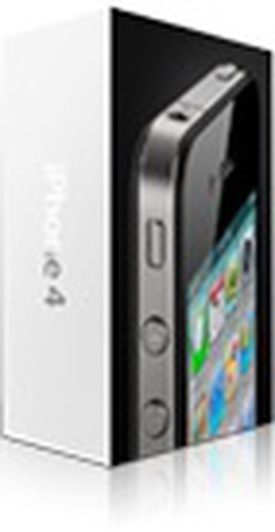 084408 iphone 4 box