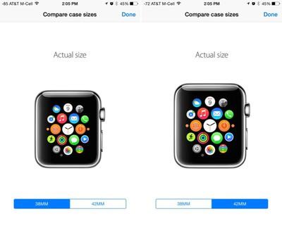 applewatchsizecomparison