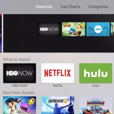 apple tv app store main