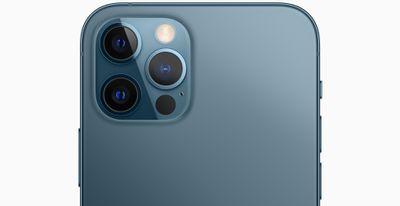 iPhone 12 pro tripled camera