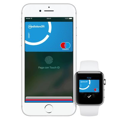 apple pay banca