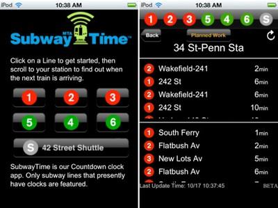 subwaytime