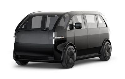 canoo electric van