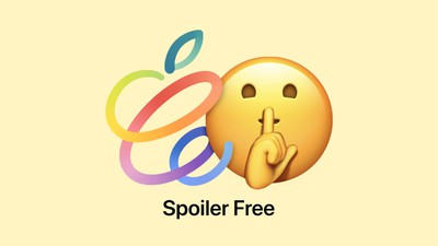 apple event spring loaded spoiler free feature