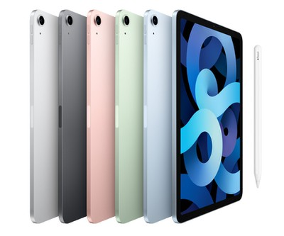 colores ipad air 2020