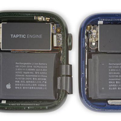 ifixit apple watch teardown 1