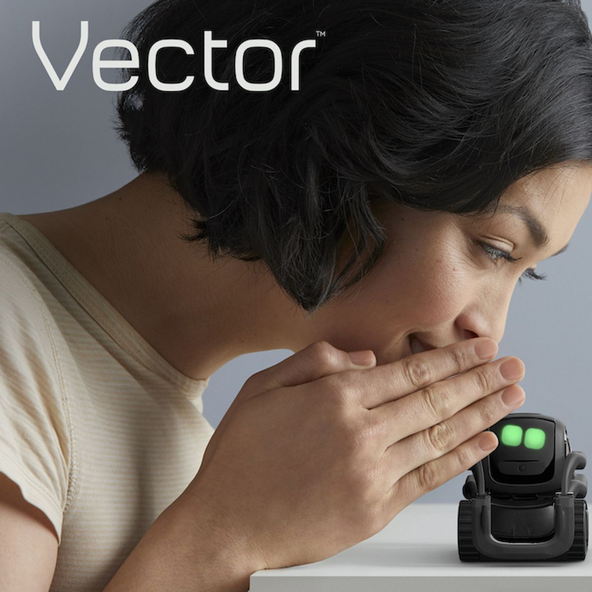 Anki Reveals Autonomous 'Vector' Home Robot With AI Learning to ...