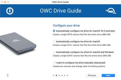 envoy pro fx drive guide