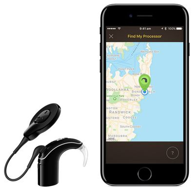 cochlear iphone
