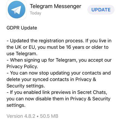 telegramupdate