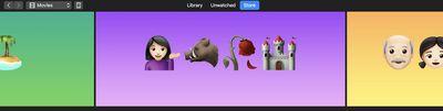 itunes emoji
