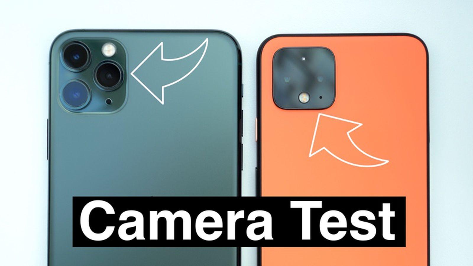 Camera Comparison: Google Pixel 4XL vs. iPhone 11 Pro Max ...