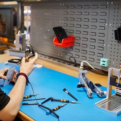 apple repair independent