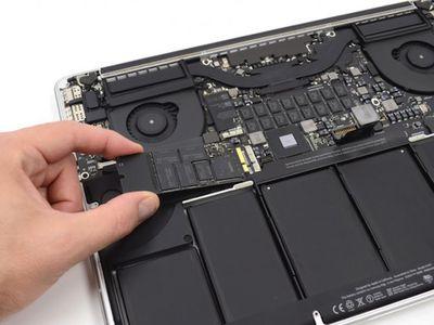 ifixit retina macbook pro repair
